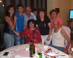 around the italian table