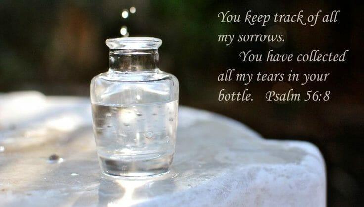 praying for widows and widowers